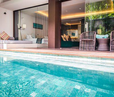 watermark hotel bali Club watermark suit with private pool