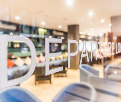 watermark hotel bali Deperture lounge