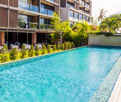 watermark hotel bali main pool