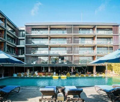 watermark hotel & spa bali main pool