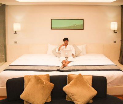 watermark hotel & spa bali suite room