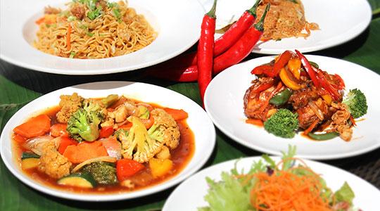 w senses restaurant chinese menu