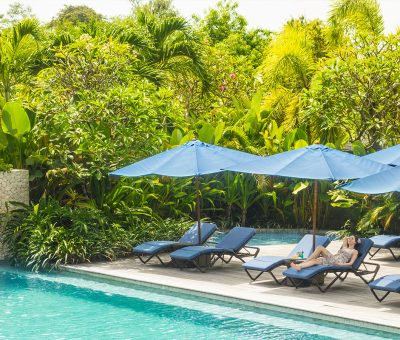 watermark hotel main pool