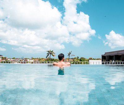 watermark hotel & spa bali roof top pool
