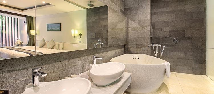 Suite room Watermark hotel Bali