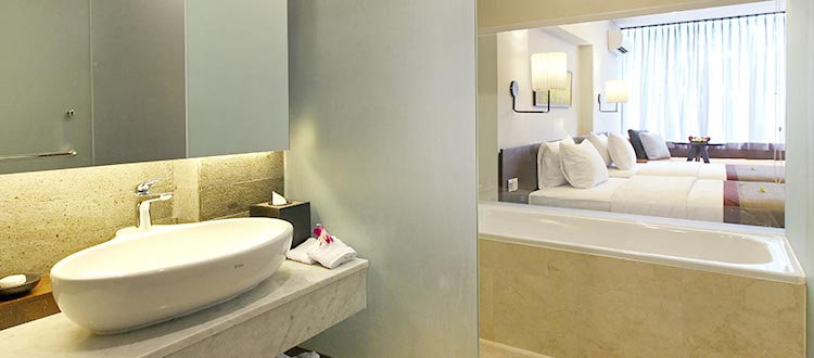 Superior room Watermark Hotel Bali