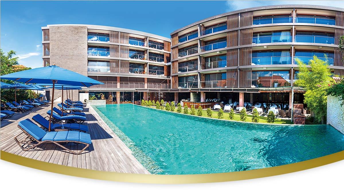 3rd anniversary watermark hotel spa bali